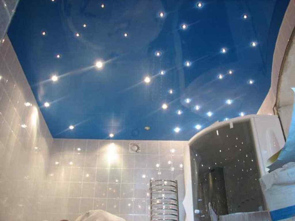 Виды натяжного потолка для разных комнат