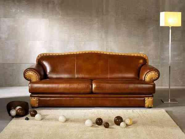 Мебель из искусственной кожи