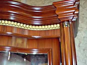 Ремонт и отделка деревянной мебели и деталей