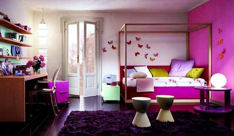 Цветовые палитры детской комнаты