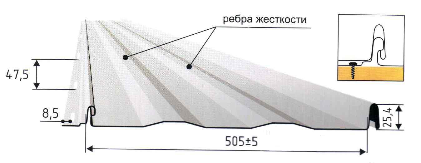 ustrojstvo-metallicheskoj-krovli