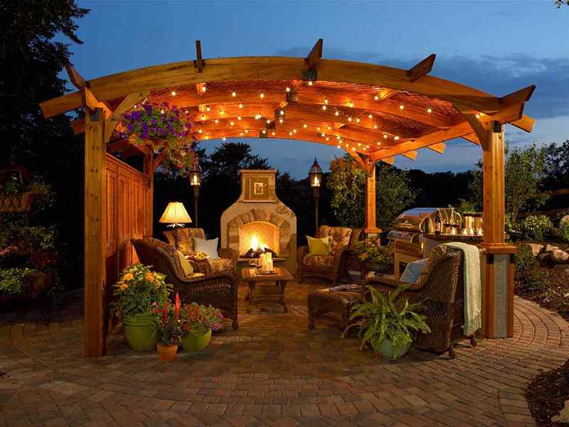 pergola-lighting-ideas