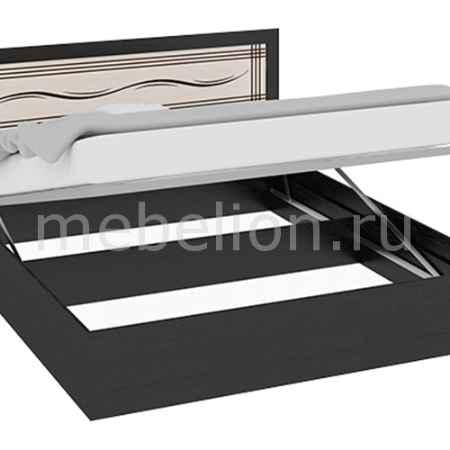 Купить Мебель Трия Токио СМ-131.12.003 венге цаво/венге цаво/дуб белфорт с рисунком Линии