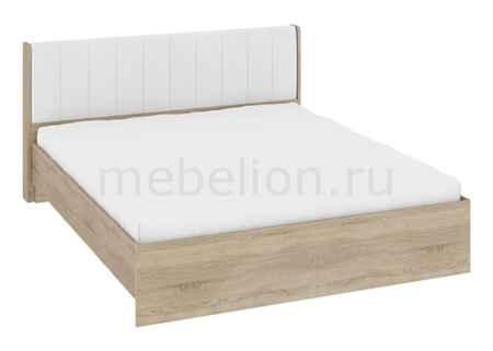 Купить Мебель Трия Ларго СМ-181.01.002 дуб сонома/белая кожа