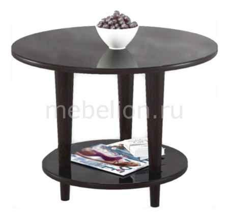 Купить Мебелик БьютиСтайл 10 венге/черный