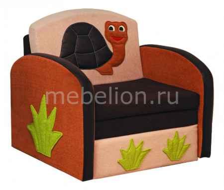 Купить Олимп-мебель Мася-8 Черепаха 8151127 бежевый/коричневый