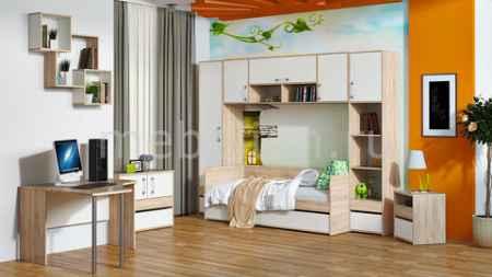 Купить Мебель Трия Атлас ГН-186.002 дуб сонома/хаотичные линии