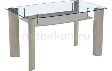 Купить Eleganza Стол обеденный Rimini DT-827 серый