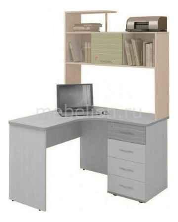 Купить Витра Надстройка для столов Акварель 53.18 дуб кобург/едера глянец
