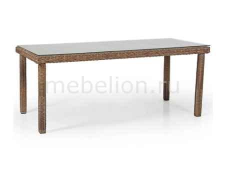 Купить Brafab Стол обеденный Catherine 5546-62 коричневый