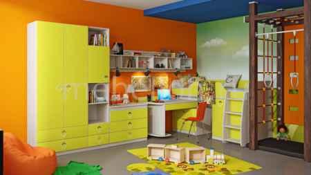 Купить Мебель Трия Аватар ГН-201.002 каттхилт/лайм
