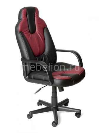 Купить Tetchair Neo 1 черный/бордовый