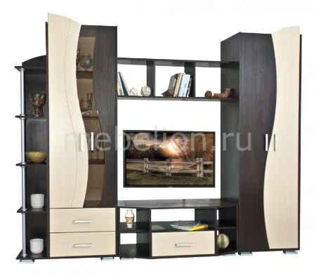 Купить Олимп-мебель Глория-1 венге/клен азия