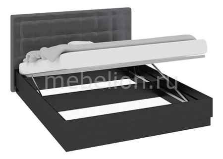Купить Мебель Трия Токио СМ-131.12.002 венге цаво/кожа темная