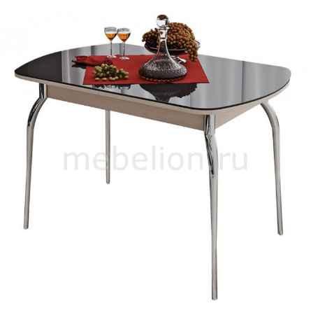 Купить Мебель Трия Милан хром/дуб белфорт/коричневый