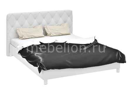 Купить Мебель Трия Амели СМ-193.01.003 белый глянец/белый