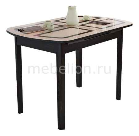 Купить Мебель Трия Милан венге цаво/бежевый с рисунком
