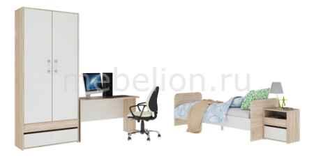 Купить Мебель Трия Гарнитур для детской Атлас ГН-186.000 дуб сонома/хаотичные линии