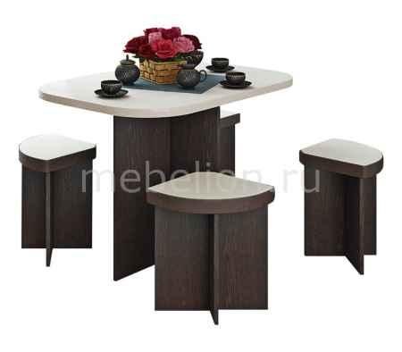 Купить Мебель Трия Олимп венге цаво/дуб белфорт