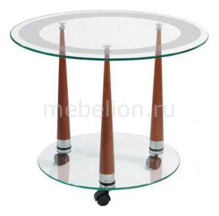 Купить Мебелик Квартет 13 среднекоричневый