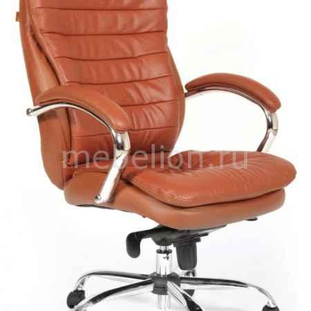 Купить Chairman Chairman 795 коричневый/хром, черный