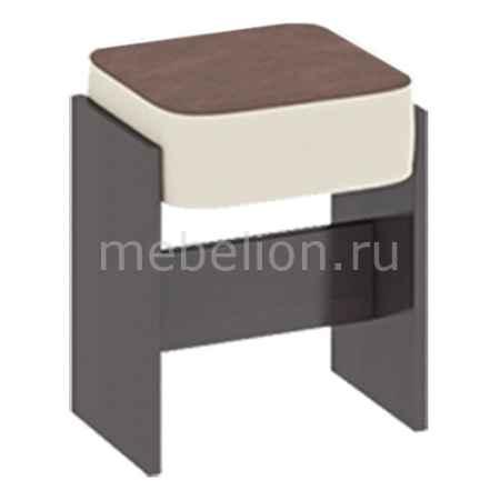 Купить Мебель Трия Табурет Кантри Т1 венге/темно-коричневый
