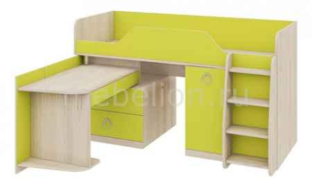 Купить Мебель Трия Аватар СМ-201.02.001 каттхилт/лайм