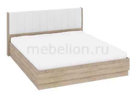 Купить Мебель Трия Ларго СМ-181.01.004 дуб сонома/белая кожа