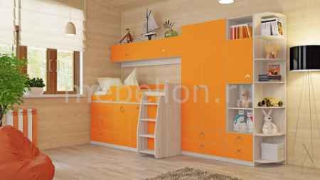 Купить Мебель Трия Аватар ГН-201.005 каттхилт/манго