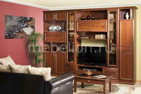 Купить Любимый Дом Гарнитур для гостиной Александрия орех
