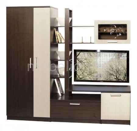 Купить Олимп-мебель А-7 венге/дуб линдберг