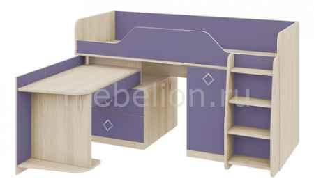 Купить Мебель Трия Аватар СМ-201.02.001 каттхилт/лаванда