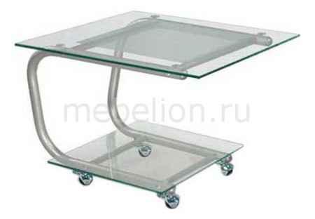 Купить Мебелик Дуэт 9 металлик