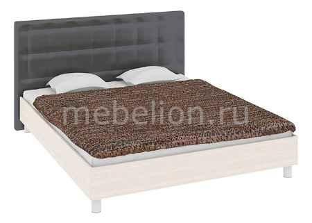 Купить Мебель Трия Токио СМ-131.01.002 дуб белфорт/кожа темная