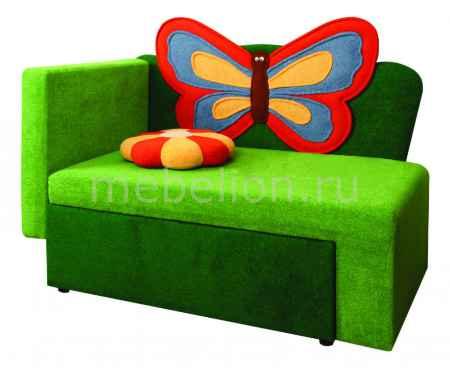 Купить Олимп-мебель Соната М11-8 Бабочка 8041127 зеленый