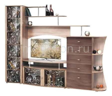 Купить Олимп-мебель Олимп-М15 ясень шимо темный/ясень шимо светлый