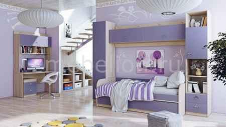 Купить Мебель Трия Аватар ГН-201.001 каттхилт/лаванда