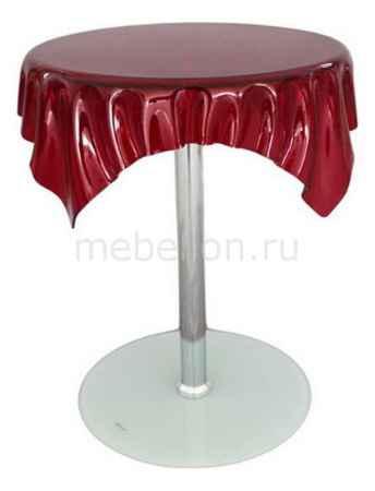 Купить Петроторг Столик журнальный A2011R красный