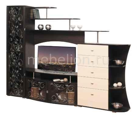 Купить Олимп-мебель Олимп-М15 венге/дуб линдберг