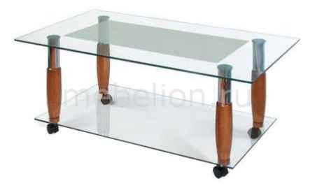Купить Мебелик Квартет 12 среднекоричневый