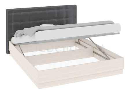 Купить Мебель Трия Токио СМ-131.12.002 дуб белфорт/кожа темная