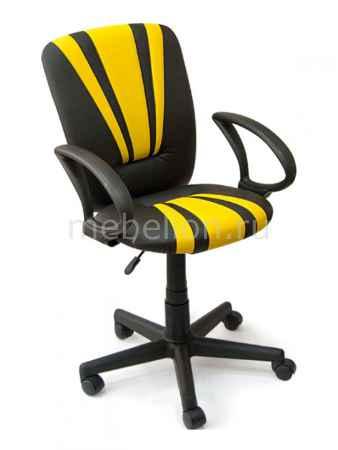 Купить Tetchair Spectrum черный/желтый