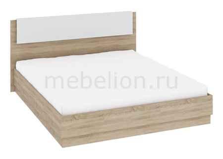 Купить Мебель Трия Ларго СМ-181.01.003 дуб сонома/белый глянец