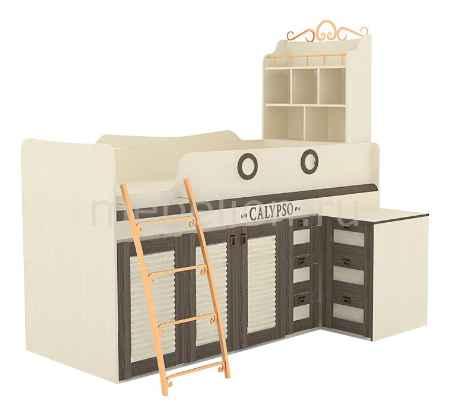 Купить Любимый Дом Калипсо 509.230 штрихлак/сонома эйч темная