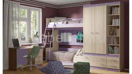 Купить Мебель Трия Индиго ГН-145.019 ясень коимбра/навигатор