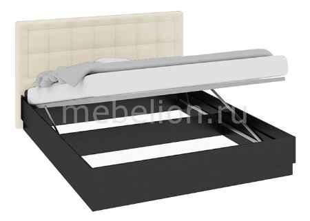 Купить Мебель Трия Токио СМ-131.12.002 венге цаво/кожа светлая