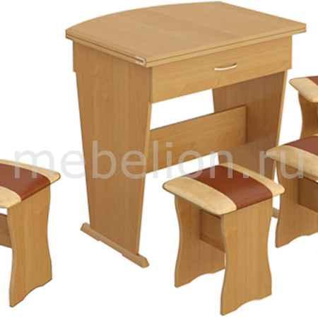 Купить Мебель Трия тип 2 ольха/бук/коричневый
