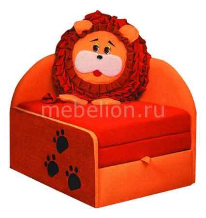 Купить Олимп-мебель Мася-11 Лев 8071127 оранжевый/красный
