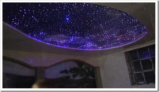 Технология создания с использованием подвесного потолка