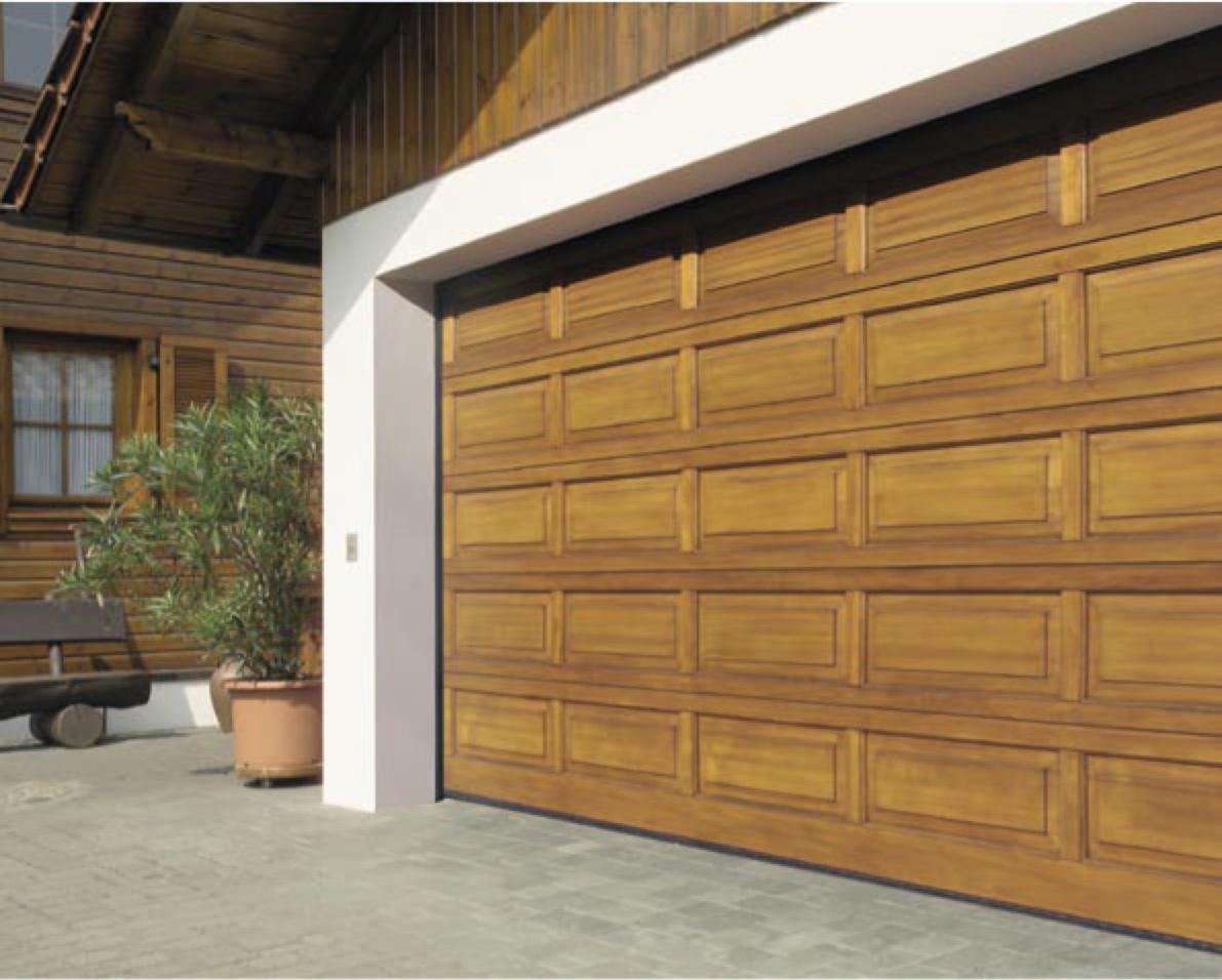 Какие ворота для гаража лучше